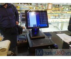 Bán máy tính tiền tại An Giangcho shop hoa tươi giá rẻ