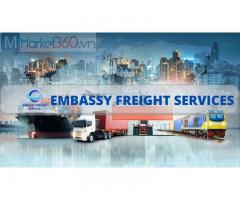 Dịch vụ vận chuyển hàng hóa đi mông cổ uy tín, chất lượng