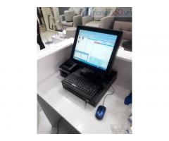 Chuyên bán trọn bộ máy tính tiền cảm ứng cho tiệm Nail tại Cần Thơ