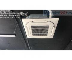 Bán máy lạnh âm trần quận Bình Tân - Máy lạnh Cao Vĩ