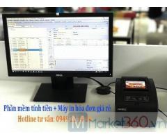 Bán phần mềm tính tiền cho cửa hàng tại Đà Nẵng giá rẻ