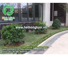 Thiết kế hệ thống tưới cỏ, béc phun nước tưới cỏ, béc phun nước tưới cây,hệ thống tưới cảnh quan sân vườn