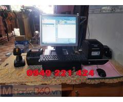 Bán máy tính tiền giá rẻ cho shop thời trang tại Nghệ An