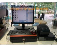 Chuyên phần mềm tính tiền cho trà sữa tại Nghệ An giá rẻ