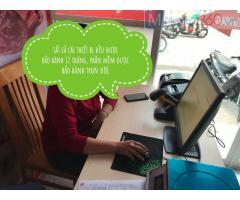 Bán máy tính tiền giá rẻ ở Sóc Trăng cho cửa hàng thực phẩm sạch