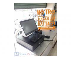 Máy tính tiền ở Sóc Trăng cho cửa hàng gà rán giá rẻ
