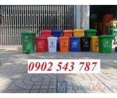 Thùng rác công cộng giá rẻ ,thùng rác y tế taị công ty Bảo Sơn