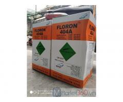 Phân phối Gas Floron R134a Ấn Độ