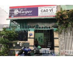Công ty điện lạnh ở Khu công nghiệp Tp.HCM - Cao Vĩ