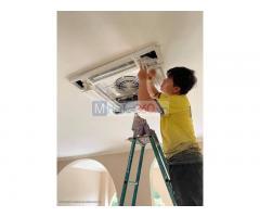 Địa chỉ chuyên thi công và bán máy lạnh âm trần Toshiba dòng Inverter giá sỉ quận 5