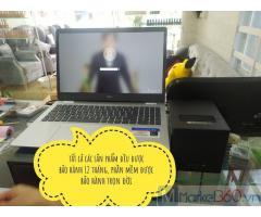 Bán máy tính tiền giá rẻ tại Bình Thuận cho tiệm nails