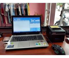 Phần mềm quản lý- tính tiền cho Shop quần áo tại Ninh Thuận