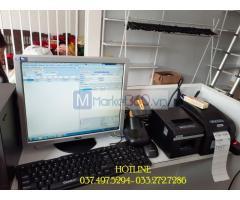 Chuyên bán trọn bộ máy tính tiền cho Cửa hàng gia dụng- Shop tại Tây Ninh