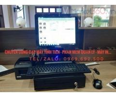 Máy tính tiền ở Đắk Lắc cho khách sạn