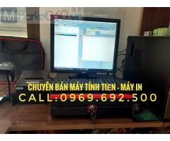 Máy tính tiền cho shop sữa ở Đắk Lắk