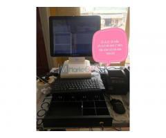 Trọn bộ máy tính tiền giá rẻ tại Hà Nội cho Nhà Sách