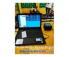 Chuyên phần mềm tính tiền cho quán ăn tại Bắc Ninh giá rẻ