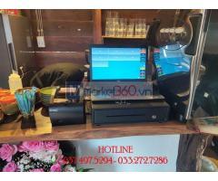Chuyên phần mềm quản lý- tính tiền cho quán Cà phê- Trà sữa tại Hòa Bình