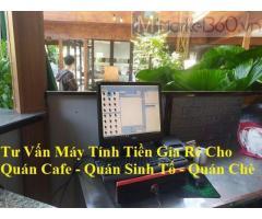 Bán Máy Tính Tiền Cho Quán Cafe Tại Châu Thành Gía Rẻ