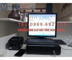 Máy tính tiền cho thẩm mỹ viện ở Quảng Ninh
