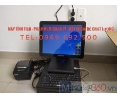Máy tính tiền cho tiệm vàng ở Quảng Ninh