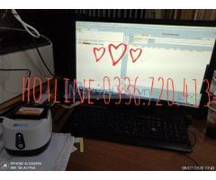 Bán máy tính tiền giá rẻ ở Tân Hiệp cho cửa hàng nội thất