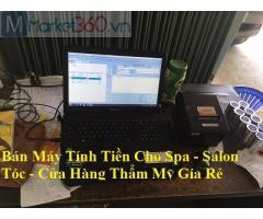Bán Máy Tính Tiền Cho Tiệm Spa Tại Châu Thành Rẻ Nhất