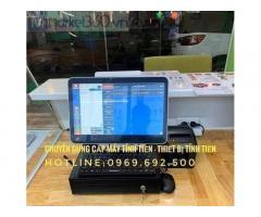 Máy tính tiền cho quán trà chanh ở Quảng Ngãi