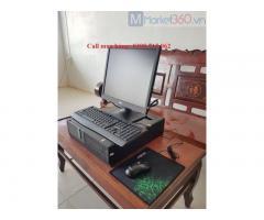 Trọn bộ máy tính tiền giá rẻ cho quán nướng quán lẩu tại Châu Thành