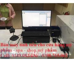 Chuyên bán máy tính tiền giá rẻ cho Tiệm Spa tại Châu Thành