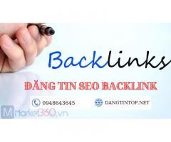 Dịch vụ đăng tin seo backlink xây dựng backlink đa tầng giúp website tăng thứ hạng tốt trên google