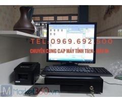 Máy tính tiền cho spa ở Hà Tĩnh