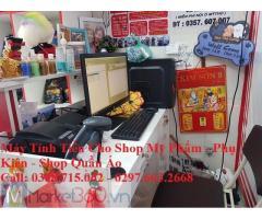 Chuyên bán máy tính tiền cho shop quần áo tại Châu Thành giá rẻ
