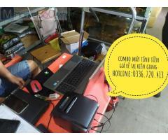 Combo máy tính tiền ở Hà Tĩnh giá rẻ cho tiệm cá thủy sinh