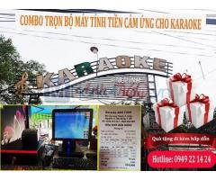 Bán máy tính tiền cho karaoke tại Đồng Tháp giá rẻ
