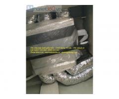 Máy giấu trần Daikin - Hoạt động dựa trên nguyên tắc thổi khí lạnh qua ống gió