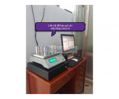 Bán máy tính tiền tại Cái Bè cho các tiệm Trái Cây giá rẻ