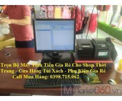 Cung cấp máy tính tiền giá rẻ cho shop quần áo tại An Biên