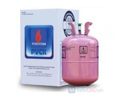 Giá sỉ gas lạnh công nghiệp R125, R32 tại TP.HCM