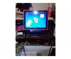Máy tính tiền cảm ứng cho quán KARAOKE- MASSAGE tại Hòa Bình