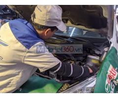Bảo dưỡng động cơ ô tô
