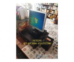 Trọn bộ máy tính tiền cho cửa hàng cơ khí- Vật liệu xây dựng tại Cần Thơ