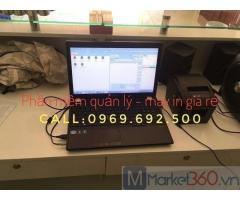 Phần mềm tính tiền cho quán cafe ở Đắk Lắk