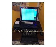 Máy tính tiền cho quán ăn ở Đắk Lắk