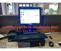 Máy tính tiền ở Đắk Lắc cho nhà nghỉ