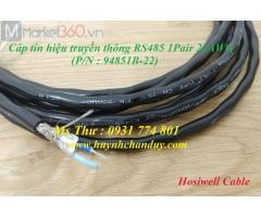 Cáp tín hiệu truyền thông công nghiệp -Hosiwell