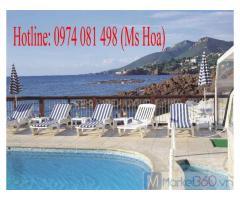Ghế bể bơi Grosfillex, ghế tắm nắng ngoài trời giá rẻ