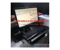 Máy tính tiền cho cửa hàng đồ điện tử ở Bắc Ninh