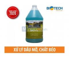 Vi sinh xử lý dầu mỡ công nghiệp Bio FG của Mỹ chính hãng