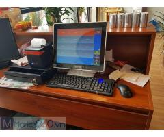 Combo máy tính tiền cảm ứng cho Quán cơm văn Phòng tại Hà Nội
